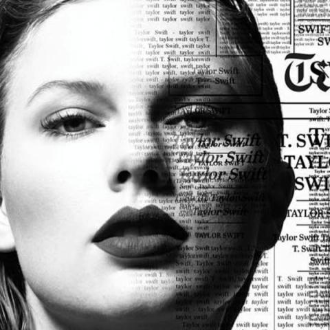 Taylor Swift anuncia nome de novo álbum