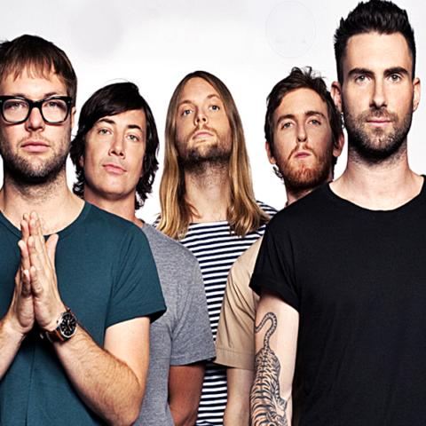 Maroon 5 vai lançar single na próxima quarta