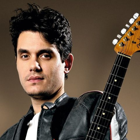 "John Mayer está no Brail para shows da turnê ""The search for everything"""