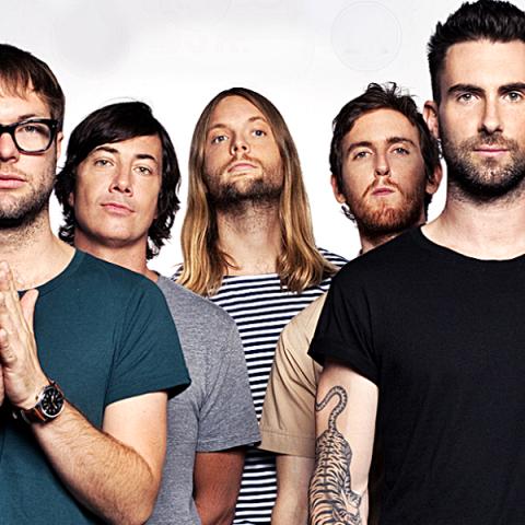 """Maroon 5 lança """"Wait"""", novo single da banda"""