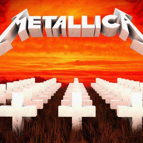 "Metallica divulga demo de ""Master of Puppets"" de 1985"