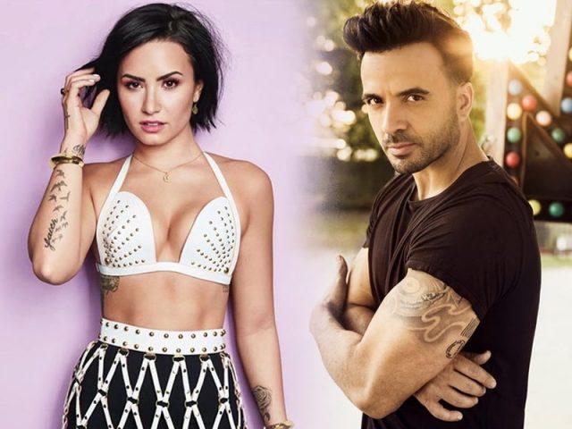 "Ouça ""Échame La Culpa"", de Demi Lovato e Luis Fonci"