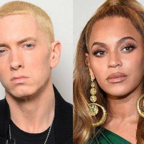 "Eminem e Beyoncé lançam ""Walk on Water"""
