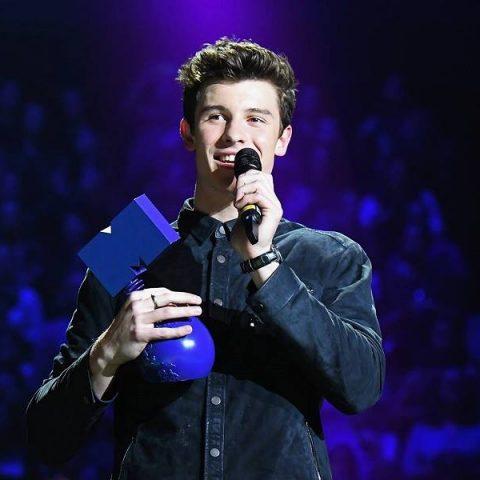 Shawn Mendes é o grande vencedor do EMA 2017