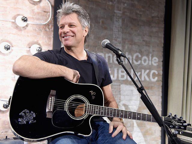 Jon Bon Jovi fará parte do Hall da Fama do Rock em 2018