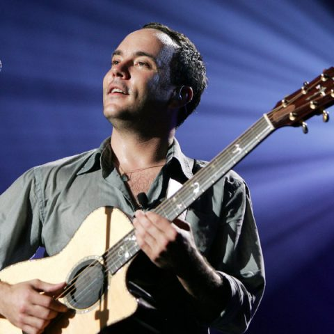 Dave Matthews Band deve lançar álbum novo em 2019
