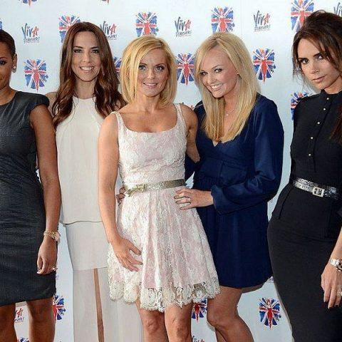 As Spice Girls encerraram a turnê do grupo no último sábado