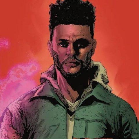 """Divulgadas as primeiras imagens de """" Starboy """", HQ de The Weeknd e Marvel"""