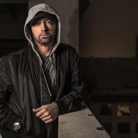 O rapper americano Eminem celebrou 11 anos sóbrio