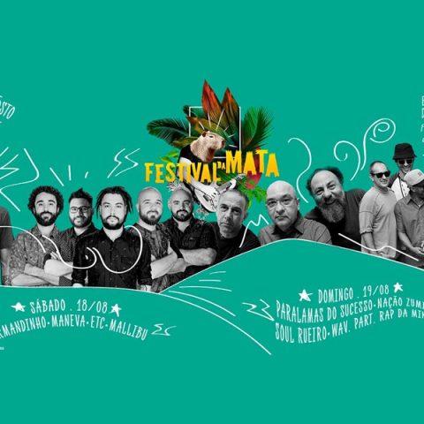 Festival da Mata: ouça a playlist das atrações no Spotify da Rádio Cidade