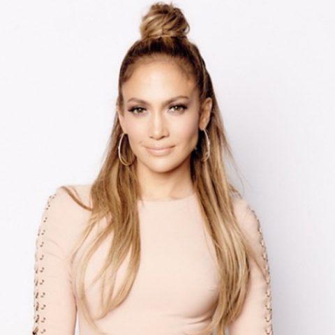 Jennifer Lopez grava clipe do próximo single de trabalho