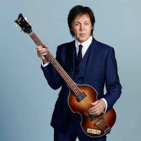 Paul McCartney deve fazer shows no Brasil em 2019