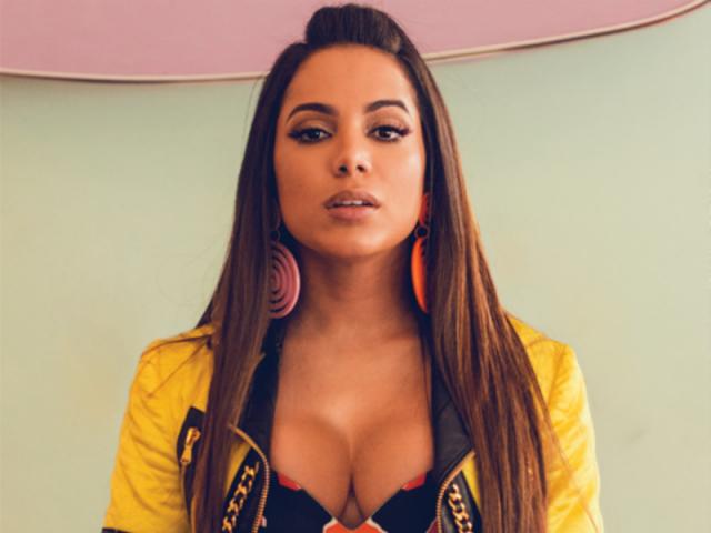 Anitta grava novo clipe com cantor Luiz Fonsi e DJ Sensation