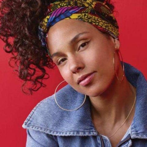 "Alicia Keys divulga, no twitter, single surpesa, ""Raise a Man"""