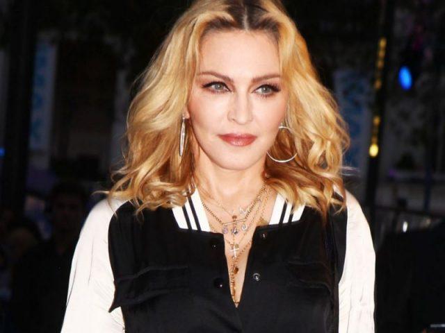 """Madonna está gravando o clipe de """"God Control"""""""
