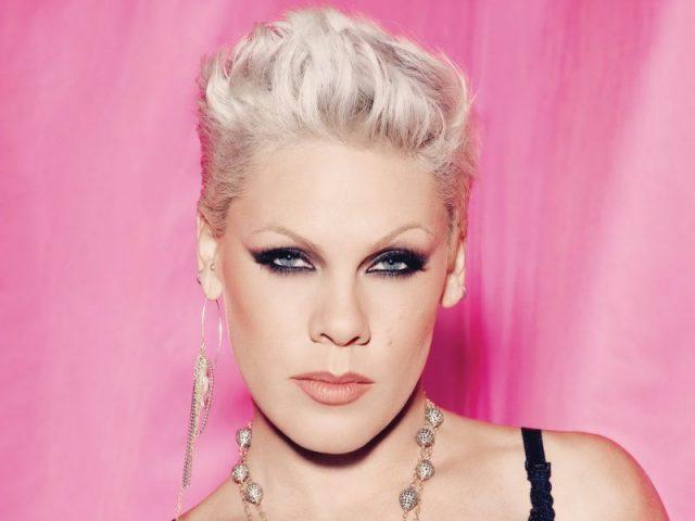 Pink divulgou um novo single que vai fazer parte do próximo álbum
