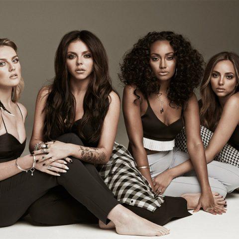 As meninas do Little Mix ganham mais um Certificado de Platina
