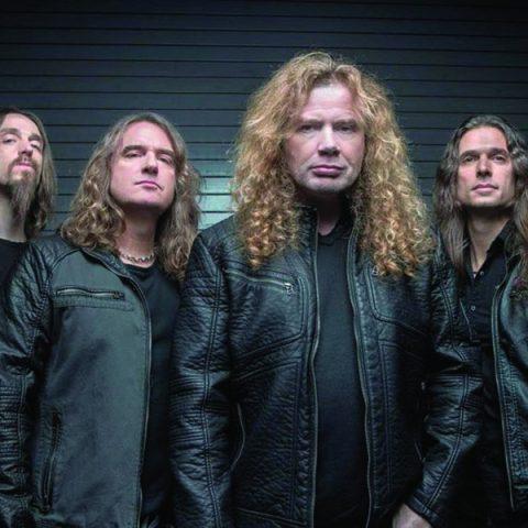 Banda Megadeth cancela todos os shows de sua turnê mundial
