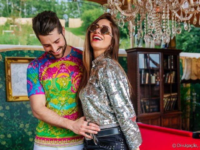 Gravidez da esposa do DJ Alok é divulgada durante show do artista