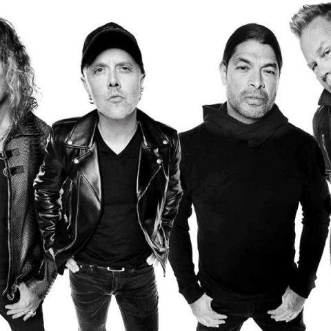 Metallica confirmou a turnê da banda pela América do Sul