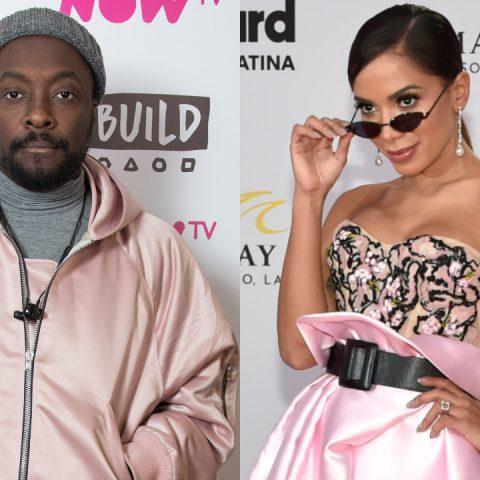 Anitta aproveita viagem pelos EUA e grava videoclipe com Will.i.am