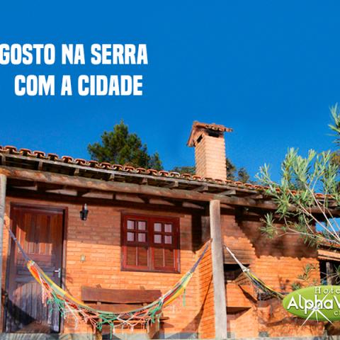 Promoção – Agosto na Serra com a Cidade!