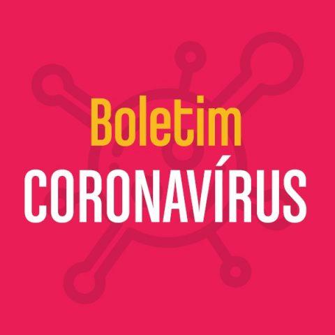 Boletim Cidade 03/04 – Coronavírus