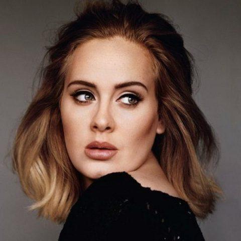 Sumida da cena musical, Adele usa redes sociais para manifestar contra racismo