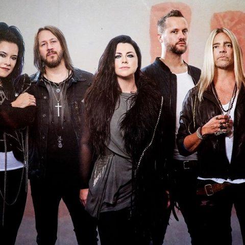 Evanescence fará show online durante mês de outubro
