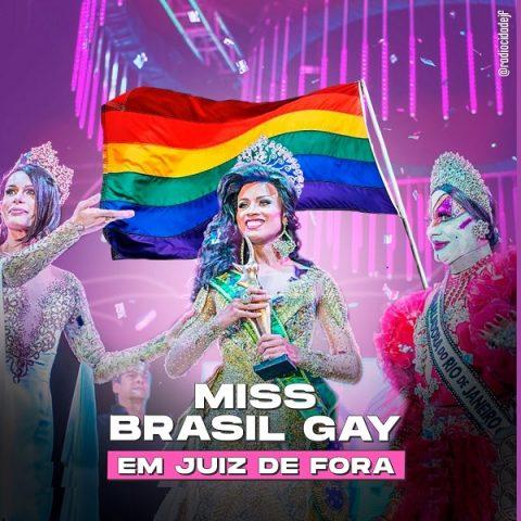 Miss Brasil Gay 2021 estreia em formato online. Confira a programação