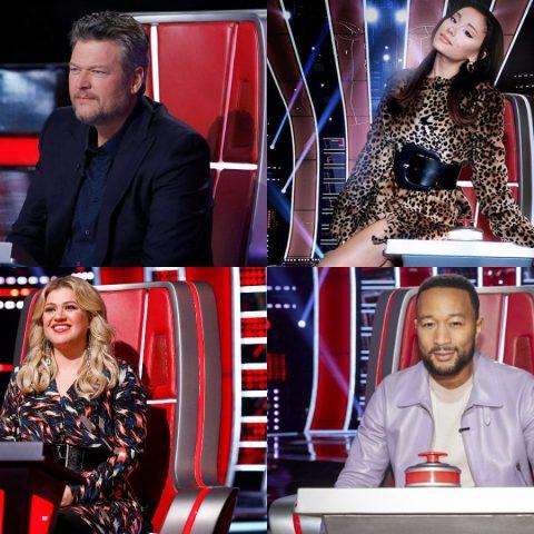 """Alterado? Fãs reclamam de foto promocional do """"The Voice USA"""""""