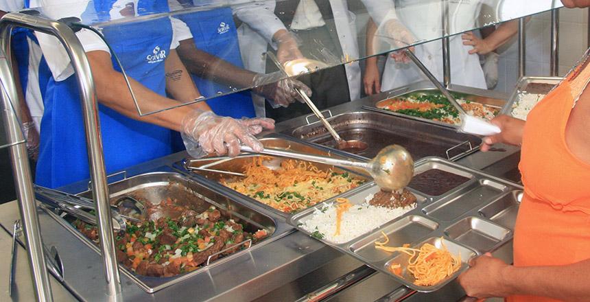 Restaurante Popular do Centro será reaberto para alimentação no local a partir de segunda-feira, 18