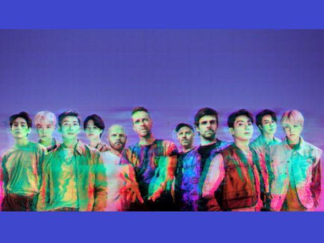 "Coldplay libera bastidores de making off do clipe de ""My Universe"""