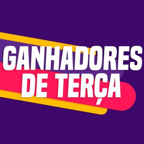 GANHADORES DE TERÇA – 06/10