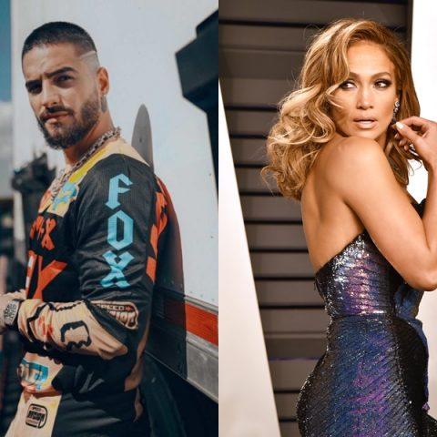"""Jennifer Lopez e Maluma anunciam lançamentos de clipes para """"Pa'Ti"""" e """"Lonely"""""""
