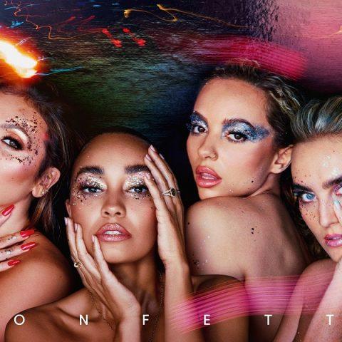 Little Mix divulga nome e capa do próximo álbum de carreira