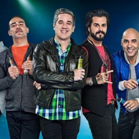 Jota Quest lança segundo EP com músicas apresentadas em lives da banda