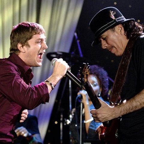 """Santana e Rob Thomas estão de volta em """"Move"""""""